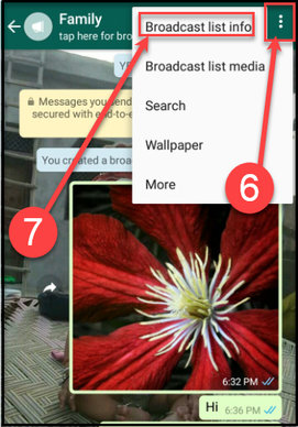 What is WHATSAPP BROADCAST