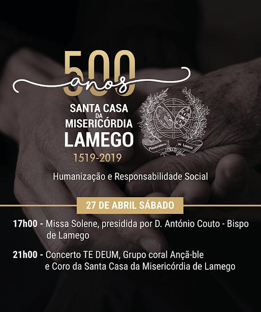 """Igreja das Chagas apresenta concerto """"TE DEUM"""" sábado à noite"""
