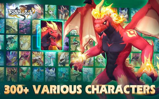 Summon Dragons modavailable screenshots 5