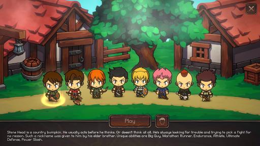 Kinda Heroes: The cutest RPG ever! 1.34 screenshots 1