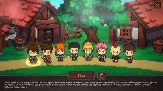 Kinda Heroes: The cutest RPG ever! Mod