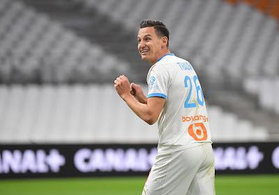 Florian Thauvin encore sur les tablettes d'un club de Serie A