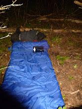 Photo: Поэтому я плюнула на все и легла спать Бобры плавали вокруг, лось приходил пить, но сниматься никто не хотел
