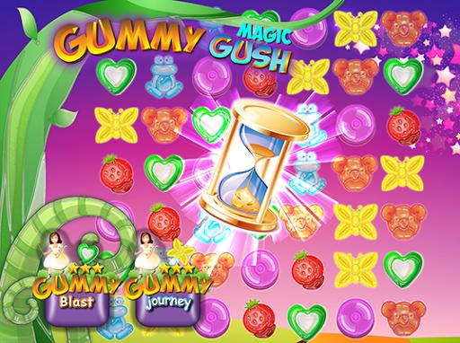 Gummy Gush Magic
