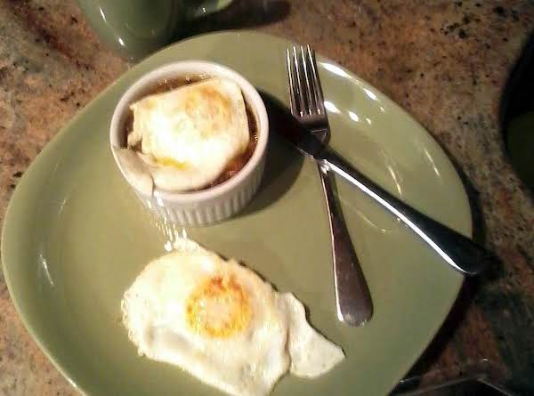 Stuffing Cups With Anyway Eggs Recipe