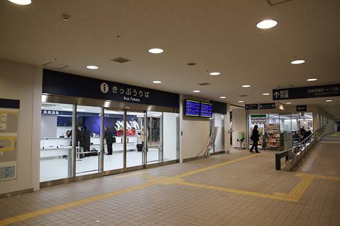 名鉄バスセンター3階