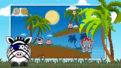 Snoring - best elephant puzzle on cool math games  screenshots 3