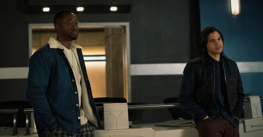 The Flash: Brandon McKnight Talks Revisiting the 90s for