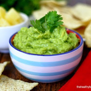 Pineapple Guacamole [Raw Vegan]