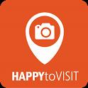 HAPPYtoVISIT -Tours&Activities icon