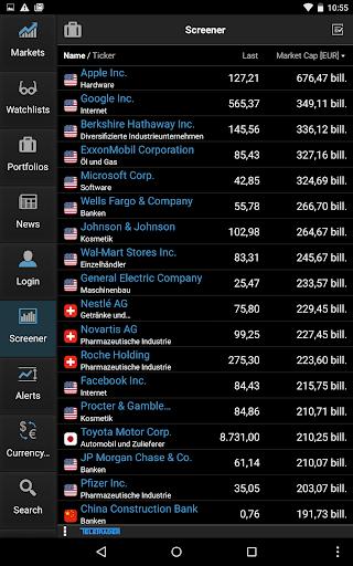 StockMarkets screenshot 11