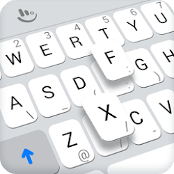 TouchPal iOS 11 Simple Style Theme