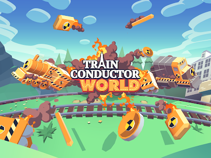 Train Conductor World- screenshot thumbnail
