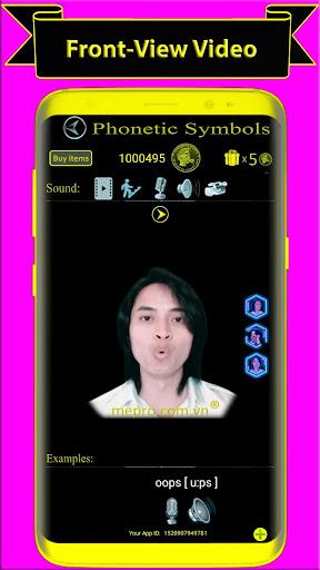 English Pronunciation (American Accent) - mepro 1.0.24 screenshots 2