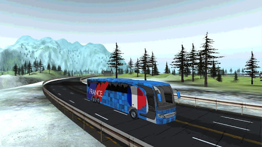 World Cup Bus Simulator 3D  screenshots 17