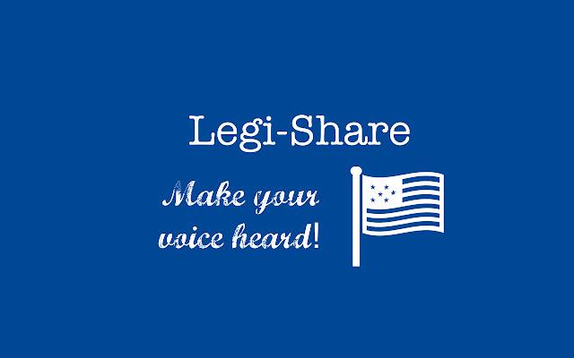 Legi-Share: Contact the House and Senate