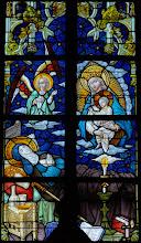 Photo: Mort de sainte Aldegonde (chapelle Sainte-Aldegonde)