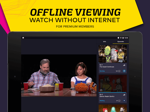 Vrv Offline Viewing Pc