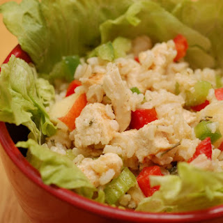 Chicken and Brown Rice Salad Recipe