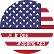 USA Online Shopping- All in one App icon