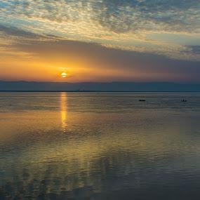 by David Barash - Landscapes Sunsets & Sunrises