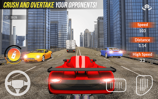 Turbo Highway Racer 2018 1.0.2 screenshots 5