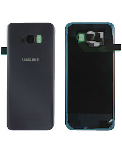 Galaxy S8 Plus Back Cover Violet