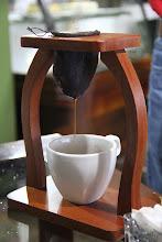 Photo: Kaffee nach traditioneller Zubereitung