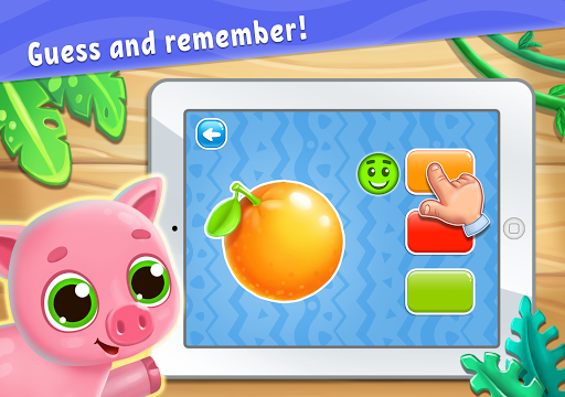 Colors for Kids, Toddlers, Babies - Learning Game filehippodl screenshot 12