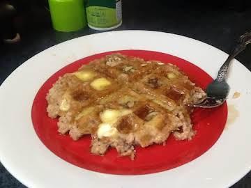 Oatmeal Waffles my Way