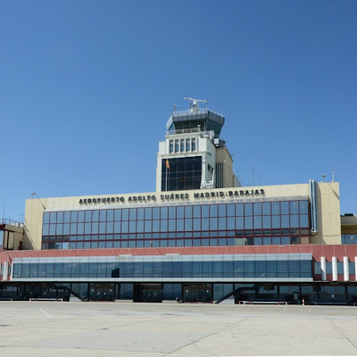 Aéroport de Madrid