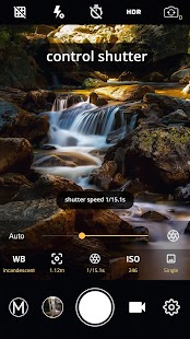 HD Camera Pro : Professional Camera Screenshot
