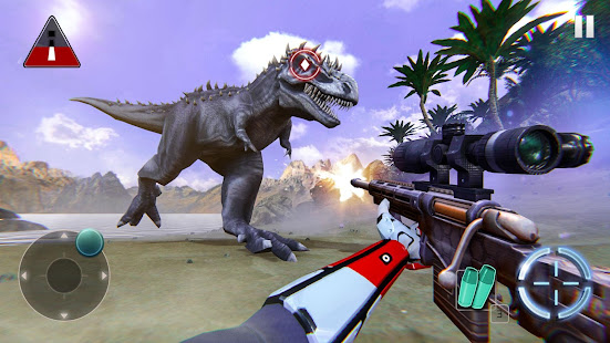 Robot FPS Shooting: Counter Dino Strike Game for PC-Windows 7,8,10 and Mac apk screenshot 2