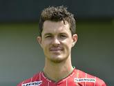 Gertjan De Mets est prêté au Beerschot Wilrijk jusqu'à la fin de la saison