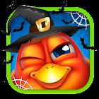 Bubble Birds 4 - Rescue Falling Funny Birds icon