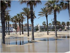 Photo: Paseo de las Arenas. Playa de Valencia http://www.viajesenfamilia.it/