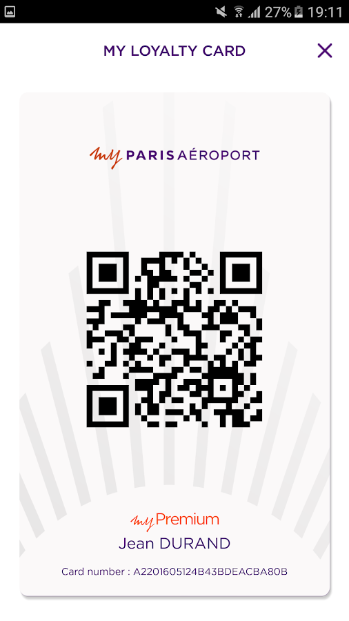 Paris Aéroport – Official App- screenshot