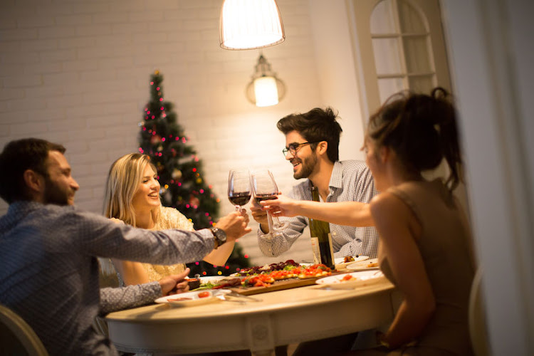 Cheers to a stress-free Christmas feast.