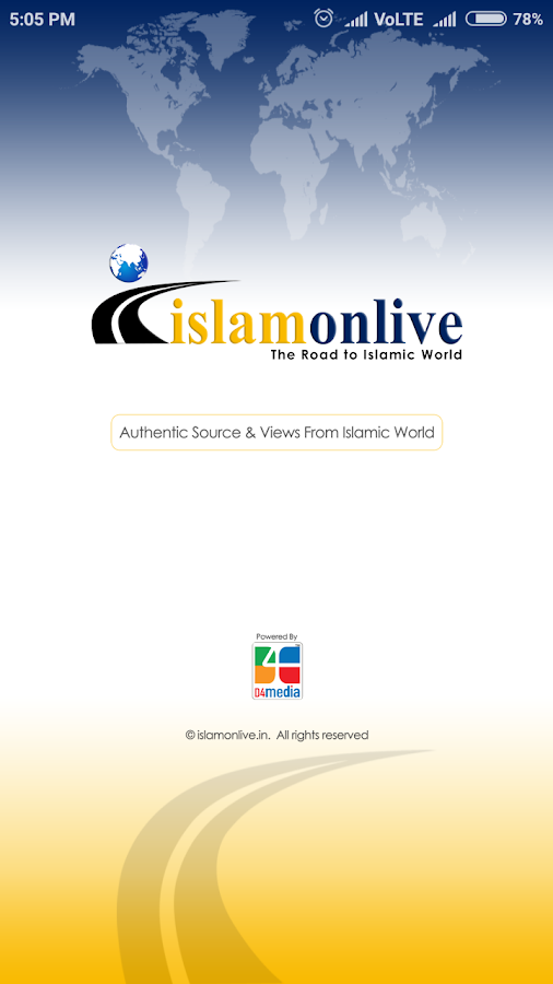 Islam Onlive- screenshot