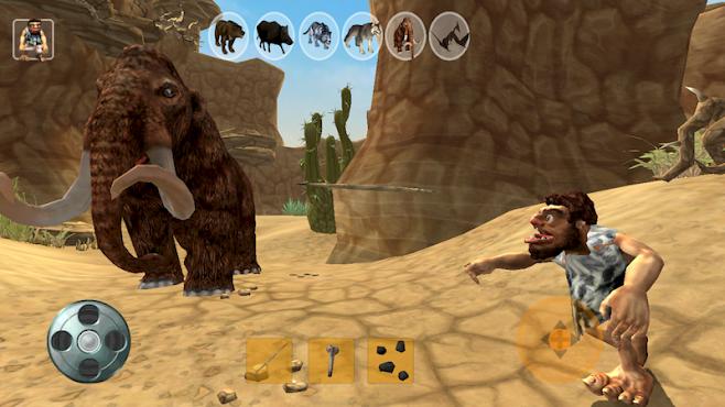 Caveman Hunter v1