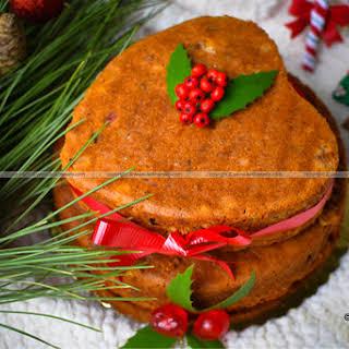 Christmas Fruit Cake Recipe, Kerala Plum Cake.