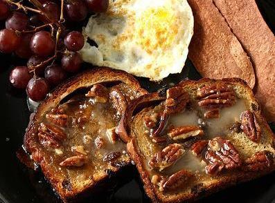 Gourmet Breakfast Toast Recipe