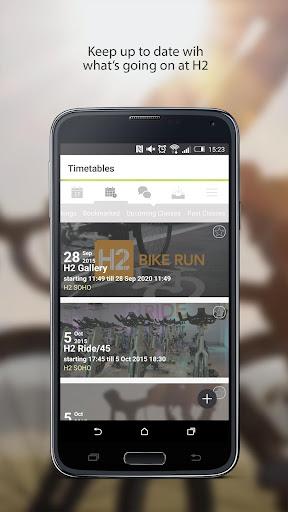 H2 Bike Run