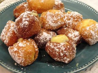 Vanilla Pudding Poppers Recipe