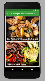 40+ Healthy Dinner Recipes for Weight Loss Free - náhled