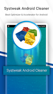 Systweak Android Cleaner- screenshot thumbnail