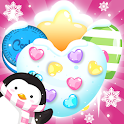 Frozen Candy Ice Heaven Heroes icon