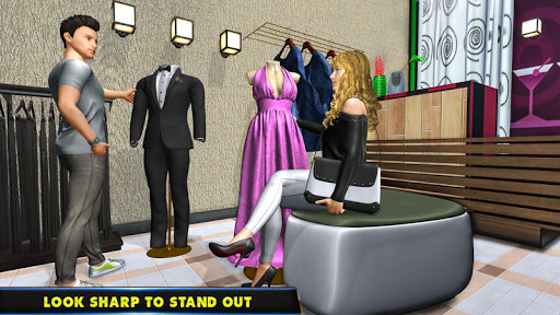 High School Prom Night: Prom Queen & Prom Dress Up 1.0 screenshots 2