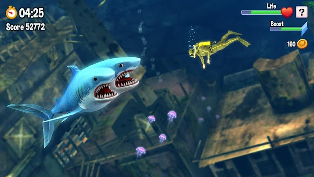 Double Head Shark Attack apk screenshot