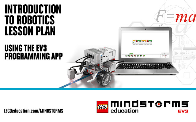 LEGO® MINDSTORMS® Education EV3 - Chrome Web Store